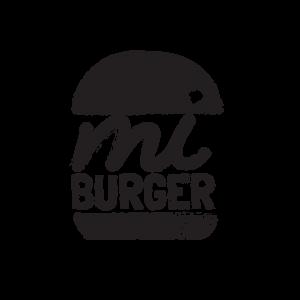 MI Burger logo