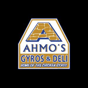 Ahmo's Gyros & Deli logo