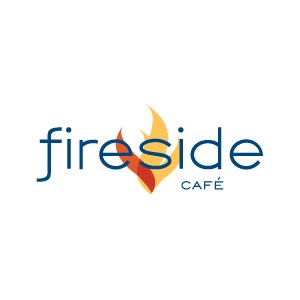Fireside Cafe logo
